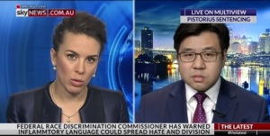 Interview with Sky News Australia