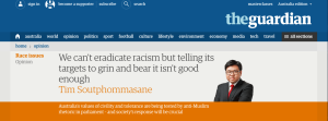 My comment for Guardian Australia