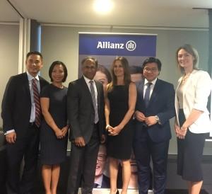 Allianz Australia Blueprint event