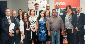 Arab Council Australia Racism. It Stops with Me campaign launch