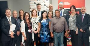 Arab Council Australia Racism. It Stops with Me campaign launch