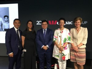 Westpac Employee Action Group launch