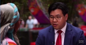 Interview with ABC's Australia Wide program