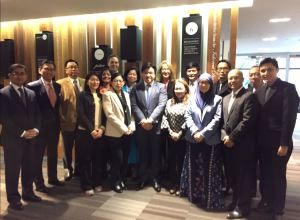 Commission representatives meeting with ASEAN Committee of Permanent Representatives