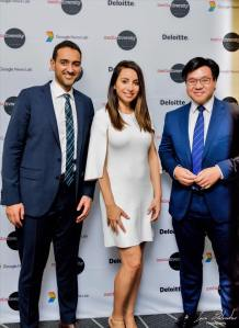 MDA Launch with Waleed Aly and Antoinette Lattouf