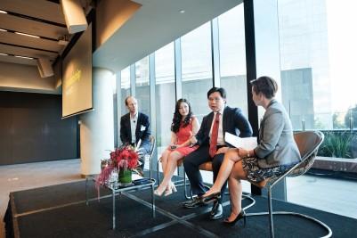 Asian Leadership Event Photo